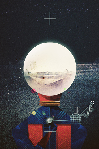 Poolga - Astronaut - Dan Matutina for Lunarize
