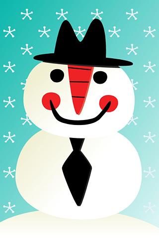 Snowman by Pintachan