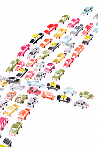Cars by María Corte Maidagan