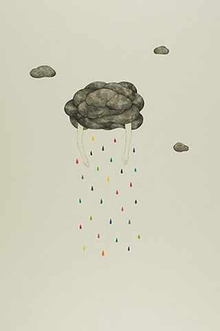 Poolga - Clouds 2 - Kyu Hwang